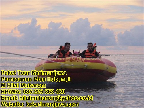 Paket Private Tour Karimunjawa