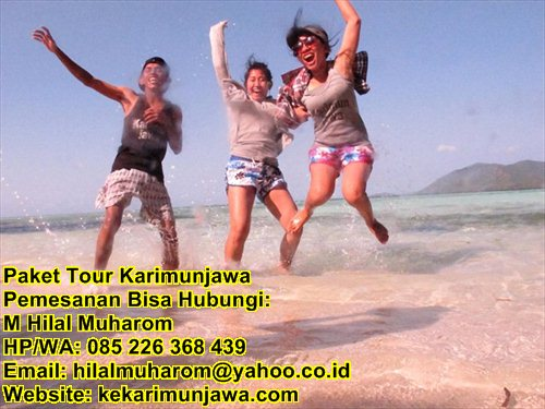 Private Trip Karimunjawa
